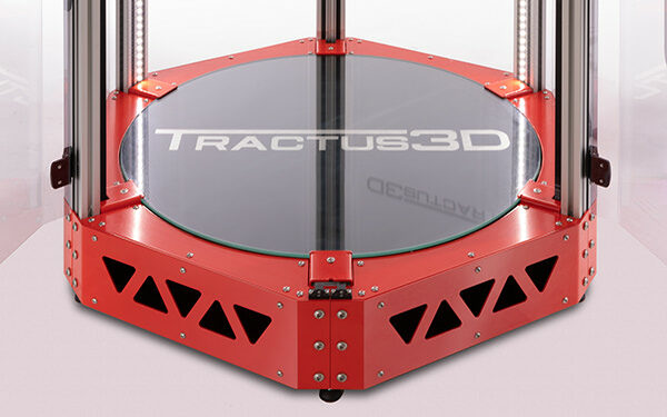 Tractus3D T2000: XL 3D Printing for Every Office