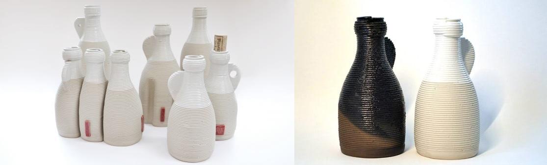 vormvrij3d clay 3d printing