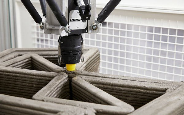 Wasp Releases New Concrete Printer