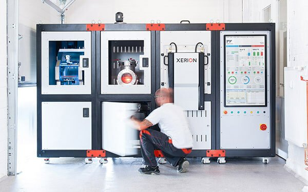 Fraunhofer Fusion Factory Unveiled at IFAM
